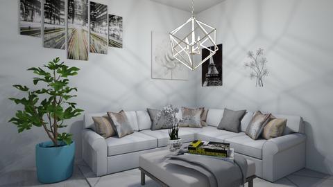 Live Modern - Modern - Living room - by Alima5A
