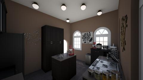 Gullette Kitchen - Kitchen  - by AnnieGullette