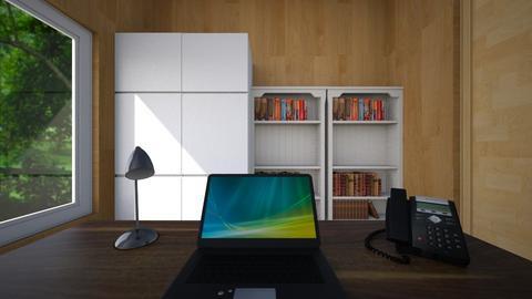 Prototype 1 - Minimal - Office  - by lemonheadx