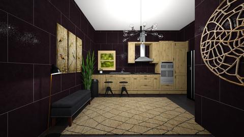 kitchen - Kitchen  - by minirooms