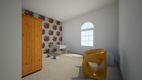 Home Office - Modern - Office  - by bettyblam