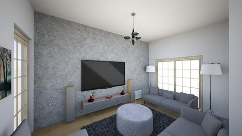 salon son hali 22 - Modern - Living room  - by filozof