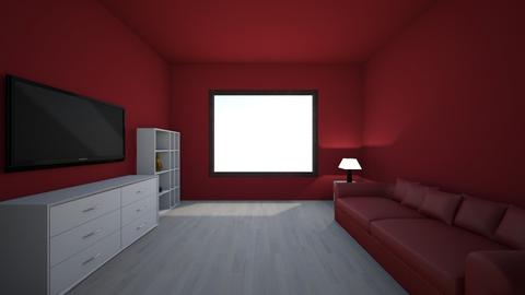 Ted jr - Classic - Living room  - by RipVanWinkle
