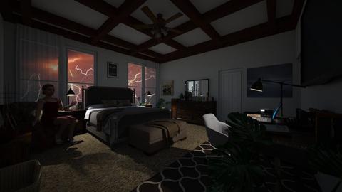 Safe Haven 2 - Bedroom  - by SammyJPili