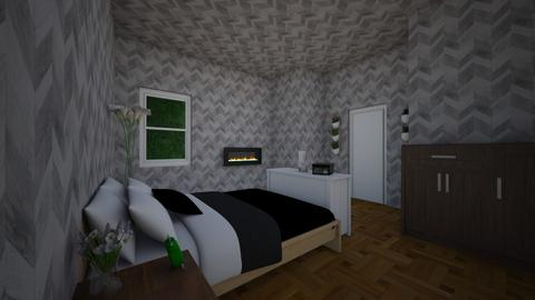 parents bedroom - Bedroom  - by zottekokodesigner