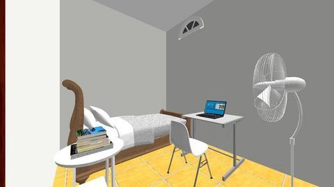 My room - Bedroom  - by Tiixx3009