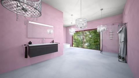 Woods Bathroom - Bathroom  - by Maireni B Petaluma