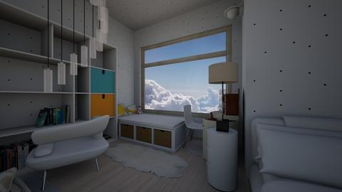 Yuu - Bedroom - by kuroshiro264