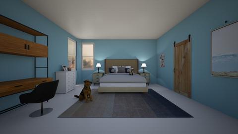 Guest Golden Room  - Classic - Bedroom - by aschaper