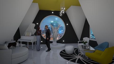 Classy living room - Modern - Living room  - by dejovicm