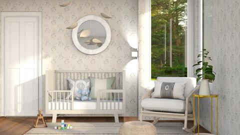 design - Kids room  - by natatouille97