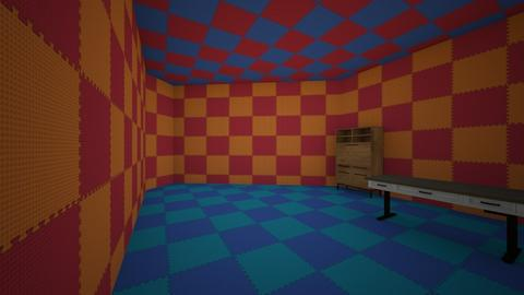 clown room - Office  - by OLT1234