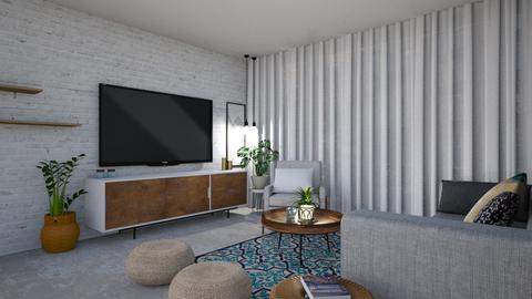 gedera - Living room - by ne1b