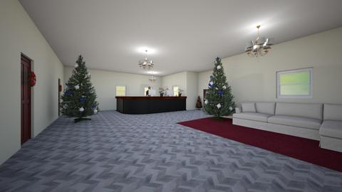 hotel chrismas - by sisters marin