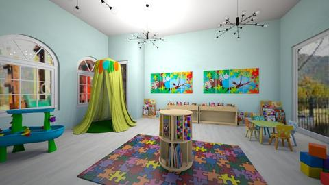Kids Library - by RhileyM