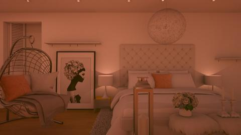 Challenge_teen dream room - Bedroom  - by Aristar_bucks