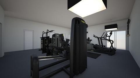 Gym ex - Office  - by Akkatest