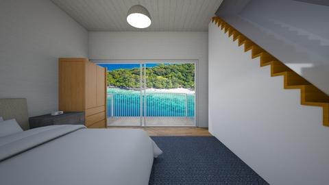 hotel room 1 - Bedroom  - by MomoBeag