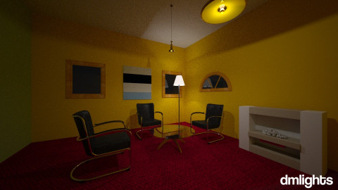 Gispen 2 min - Office - by DMLights-user-1040449