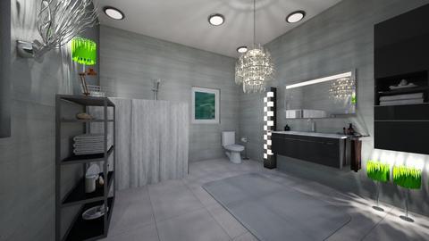Simple Bathroom - Bathroom  - by LLpup_1234