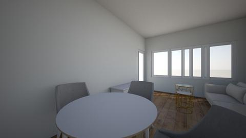 Living - Modern - Living room  - by gerganatuleshkova