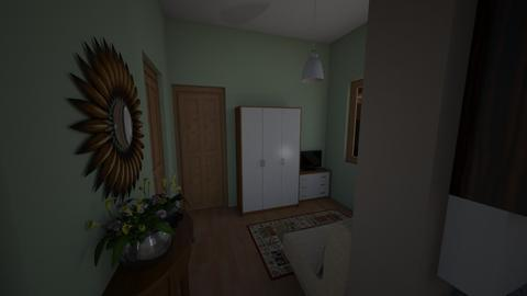 From kitchen to living - Living room  - by Earvette