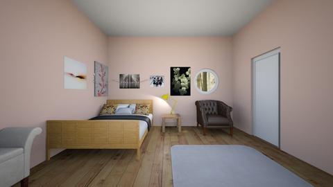 My Room - Bedroom  - by ashishereforfun