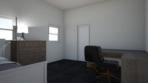 Alec - Modern - Bedroom  - by Alec A L