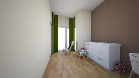 Bobche - Kids room - by gugidima