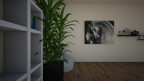 Hanna vlm - Garden  - by szaboi