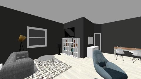 Stue 1 - Living room  - by sonoftheoriginalG