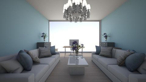 Blue Layers office - Office  - by JKGaidu