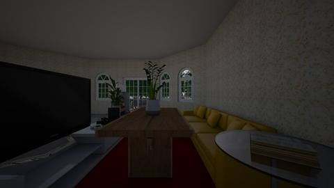 Summer House - Bedroom  - by SunstarAquatic5Mountains