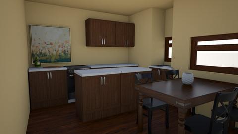 RestyleThisRoom_LOOKBELOW - Kitchen  - by BubbleSloth