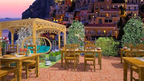 Napoli Pizzeria - Rustic - by alessietta