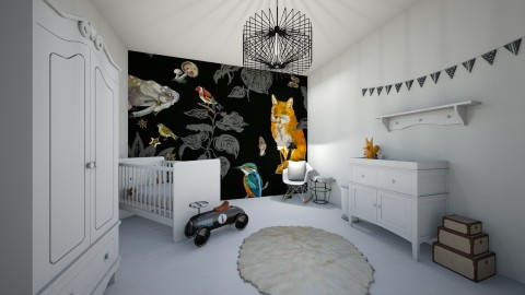 Eclectisch Baby Amsterdam - Kids room - by dawi85
