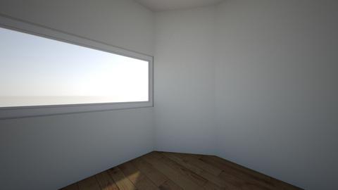 Habitacion - Bedroom  - by Mariahi