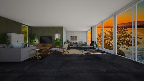 jrynfhb - Living room  - by TRMVM
