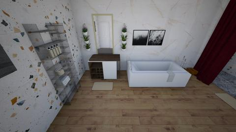 lightkljggg - Bathroom  - by love49