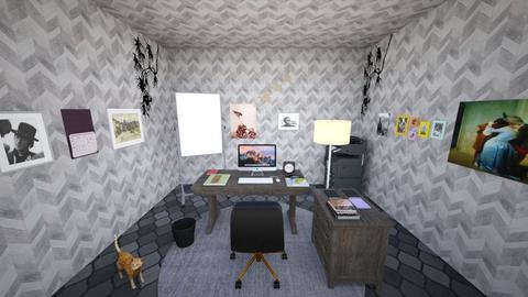 Hiii - Office  - by whatwhatt