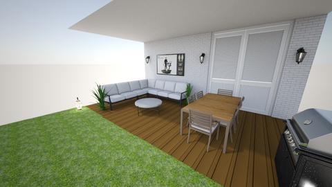 Backyard - Garden  - by tiffanypham29