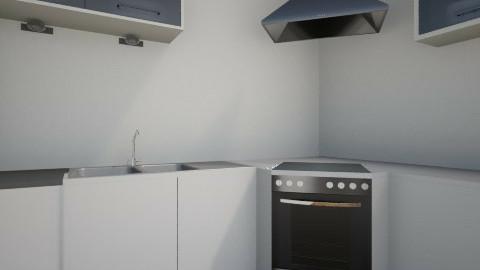 kitchen - by Zahiyya Ashraf
