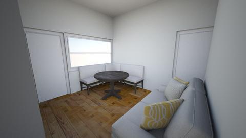 Small house Bubu Tum - Rustic - Living room  - by hvarg
