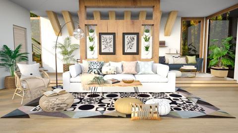 Rug - Living room  - by Feeny