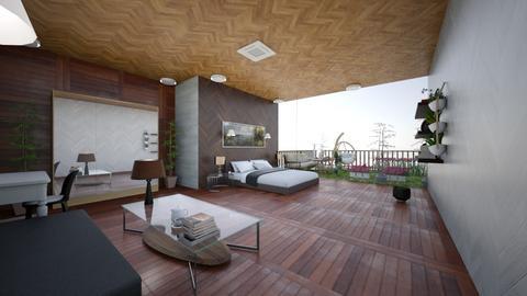 Essence - Minimal - Bedroom  - by Angelic_Cuteness136