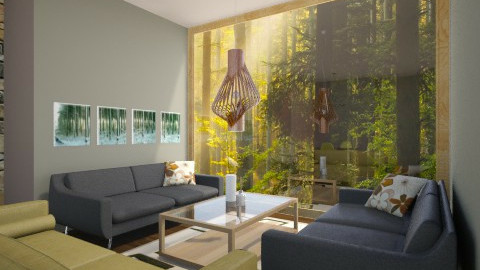 Forest Home - Modern - by Dream Design03