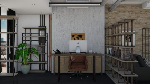 industrial office - Office  - by rebsrebsmmg