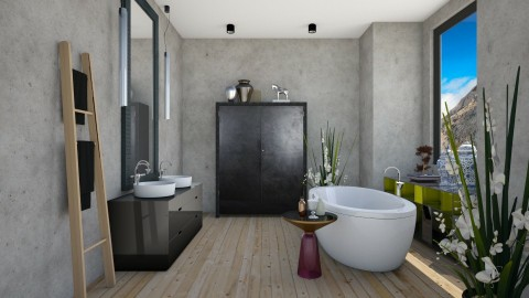 Fume Bath - Modern - Bathroom  - by 3rdfloor
