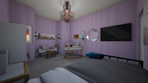 my room - by Gaga1332