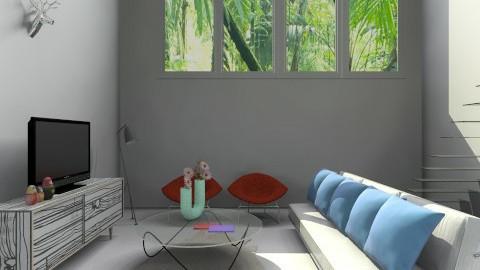 kk - Living room - by leberlatto